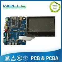 GPS tracker 94v0 pcba ,dry film photoresist pcb