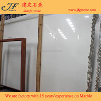 Hottest Sale White Marble Vietnam Crystal White Marble Slab