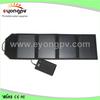 2015 hot solar powerbank solar laptop bag