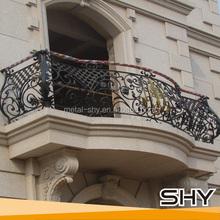 Wrought Iron Decorative Window Grill Design