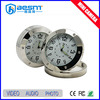 Besnt top quality table Clock mini Camera voice recording, wireless table clock camera BS-774