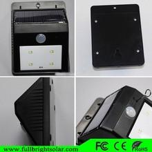 led di sicurezza solare con rilevatore di movimento