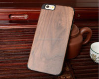 Fashion natural wood or bamboo + PC hard back cover hybrid case for iphone 5 case wood china price