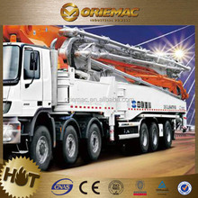 40m-50m daewoo concrete pump truck and ball for cleaning concrete pump pipe