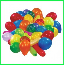 10 inches 100% natural latex balloon with EN71part 1,2,3 testing report