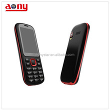2.4inch QVGA LCD mobile phone with large battery