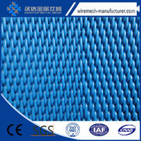 China 100% polyester filter belt used in tailings disposal