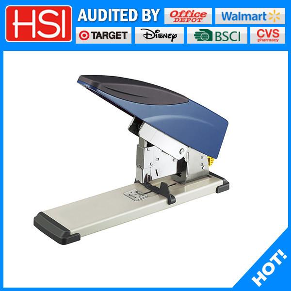 Bsci auditado papelería suministra grapadora de alta resistencia manual de fabrica