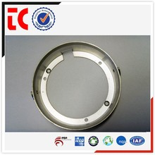 High quality Round lamp box for LED part / Aluminum die cast OEM in China