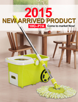 2015 new product taiwan online shopping Spin Magic Mop as seen on tv