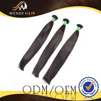 Wholesale supply spring tight brazilian clip in hair extension for black women