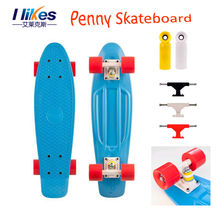 New design 2 wheels replica penny skateboard