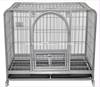 Stainless Steel foldable dog cage for cheap cale