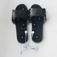 Foot stimulation massage slipper free size for Acupuncture device