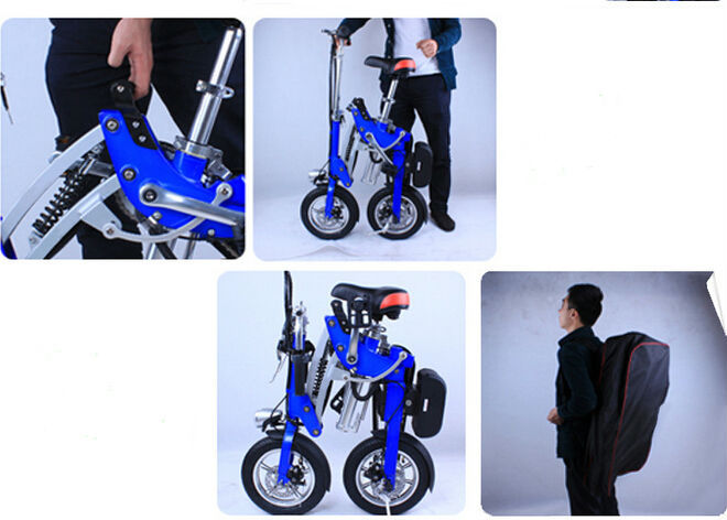2015 New Foldable Electric Bicycle, electric bicycle vietnam
