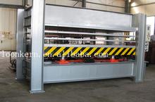 door skin hot press china supplier/wood door assembly machine/new condition wood door making machine