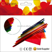 20g colored cellophane paper for food packing