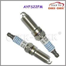 Iridium ix candele mazda ayfs22fm oem ayfs22fm auto scintilla spina/ngk spark plug