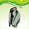 fashion custom made colorful personalized golf bag