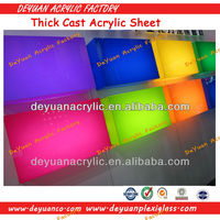 Illuminated Acrylic Sheet/LED Acrylic Sheets/light box acrylic sheet