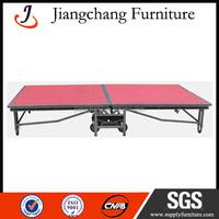 Adjustable Durable Design Aluminum Outdoor Stage JC-P89