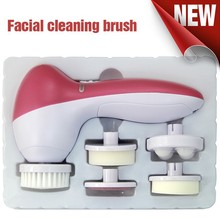 Newest coming facial cleansing brush face clean care SOnic skin cleansing brush