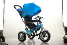 Top Quality Kids Tricycle,Kids Ride on Car tricycle with roof for sale,ChildrenTricycle with canopy/kid tricycle