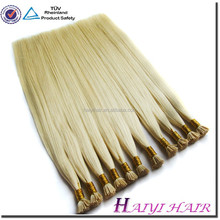 Very Thick Ends ! Wholesale Blonde Human Hair Ponytail