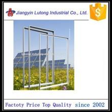 6063,6061 aluminum extrusion frame for solar panel