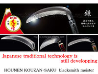Wholesale agricultural equipment / thin sickles as hand tools to cut grass