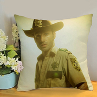 3D printing custom The Walking Dead square pillow Chair Sofa car throw cushion Decorative pillow case BZ1256