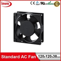 Standard SUNON 12038 120x120 Exhaust Axial Flow 120mm Industrial Cooling Fan 110V 100V 115V AC 120x120x38 mm (SP103A 1123LST.GN)