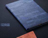 Top Grade rock rhyolite flip Customize case for iPad pro