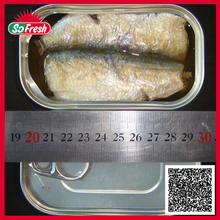Ingredient of canned sardine fish