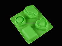 custom made love rose angel silicone mold soap bar soap molds sabun wangi
