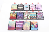 Tree design DIY hard pc back cover phone protective color painted case for iPhone 6 4.7