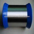 ASTM F136 grado 5 eli alambre de titanio quirúrgico para la venta caliente