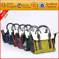 Guangzhou wholesale mature women handbags ladies fancy bags