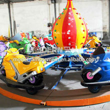 Fun Attraction Motorcycle Race Used Amusement Park Rides