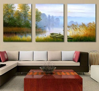 3D Print Painting Wall picture Landscape Wall Abstract Art Picture Home Decoration Living Room or Bedroom Canvas HH1037
