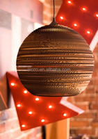 christmas ornaments new Indoor metals pendants light from zhongshan lighte
