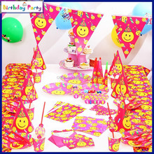 kids wholesale party supplies and party decorations of birthday