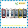 black color for iPhone 6 Waterproof Case Clear Back Cell Phone Awesome Protective Covers