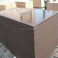 Film faced concrete formwork combi core construction shuttering plates