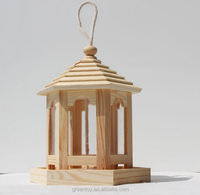 natural wood carriers wooden birds house pet cages