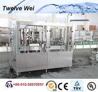 3-in-1 Carbonated Beverage Canned Filling Machine