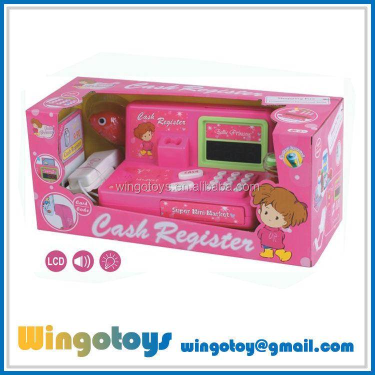 Supermarket cash register toy,cashier machine toy, View ...