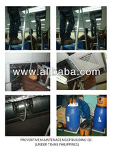HVAC/R, Boilers, Specialized Equipment Fabrication, Product & Services,
