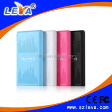 China factory Universal Portable Power Bank 5000mah