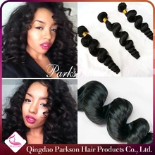 New Products Loose Wave Beautiful Smooth Factory Price 100% Cheap Virgin Remy Brazilian Human Hair